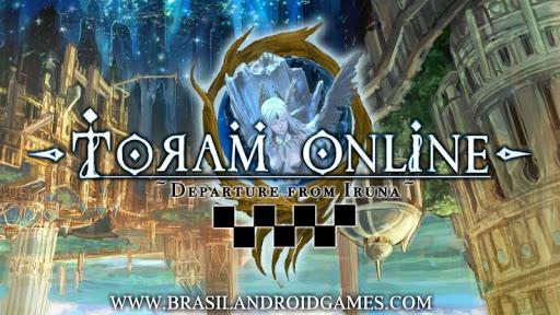 RPG Toram Online Imagem do Jogo