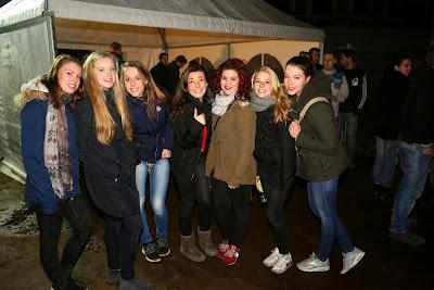 Terbroek  Nieuwjaarsfeest Tent Zwartebroek    1--1--2015