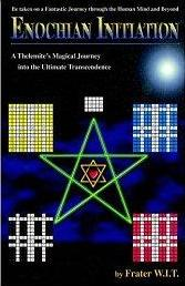 Occult Review Enochian Initiation By Frater W I T Image