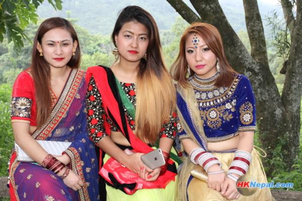 तीज २०१५ हङकङ (फोटो र भिडियोसहित)