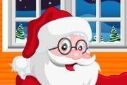 الطبخ مع سانتا