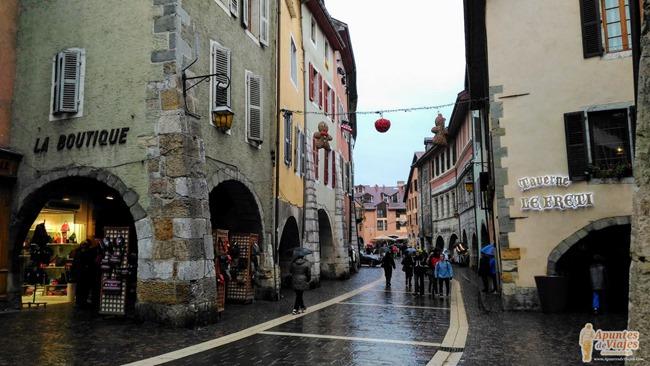 Visitar Annecy Francia 11