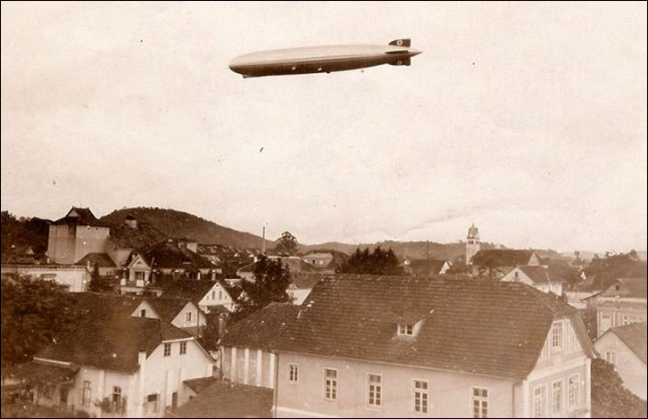 Zeppelin em Joinville