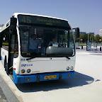 Berkhof van Gvb bus 107 ( en ik achter het stuur )