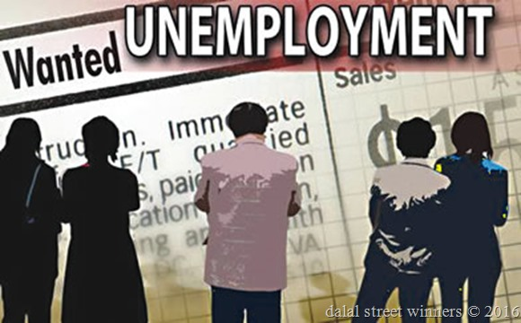 Unemployment rates continue to rise