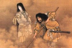 Izanami, Gods And Goddesses 2