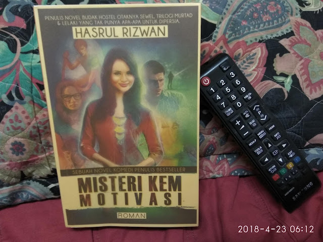 Misteri Kem Motivasi oleh Hasrul Rizwan