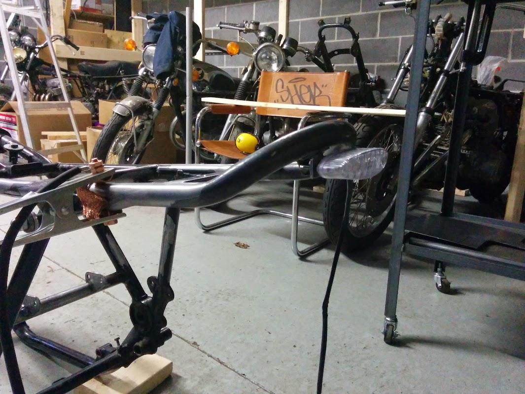 rear tail light
