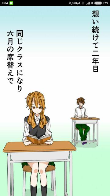 Comico Tonari no seki no Kobayashi-san 2