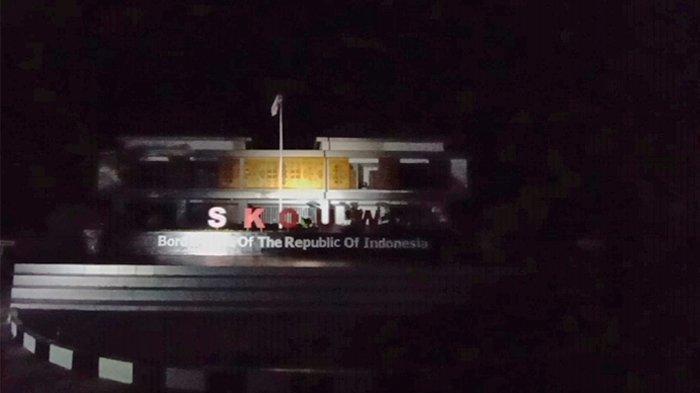 Nasib Pos Batas Negara RI-Papua Nugini yang Diresmikan Jokowi, Berbulan-bulan Tak Dialiri Listrik