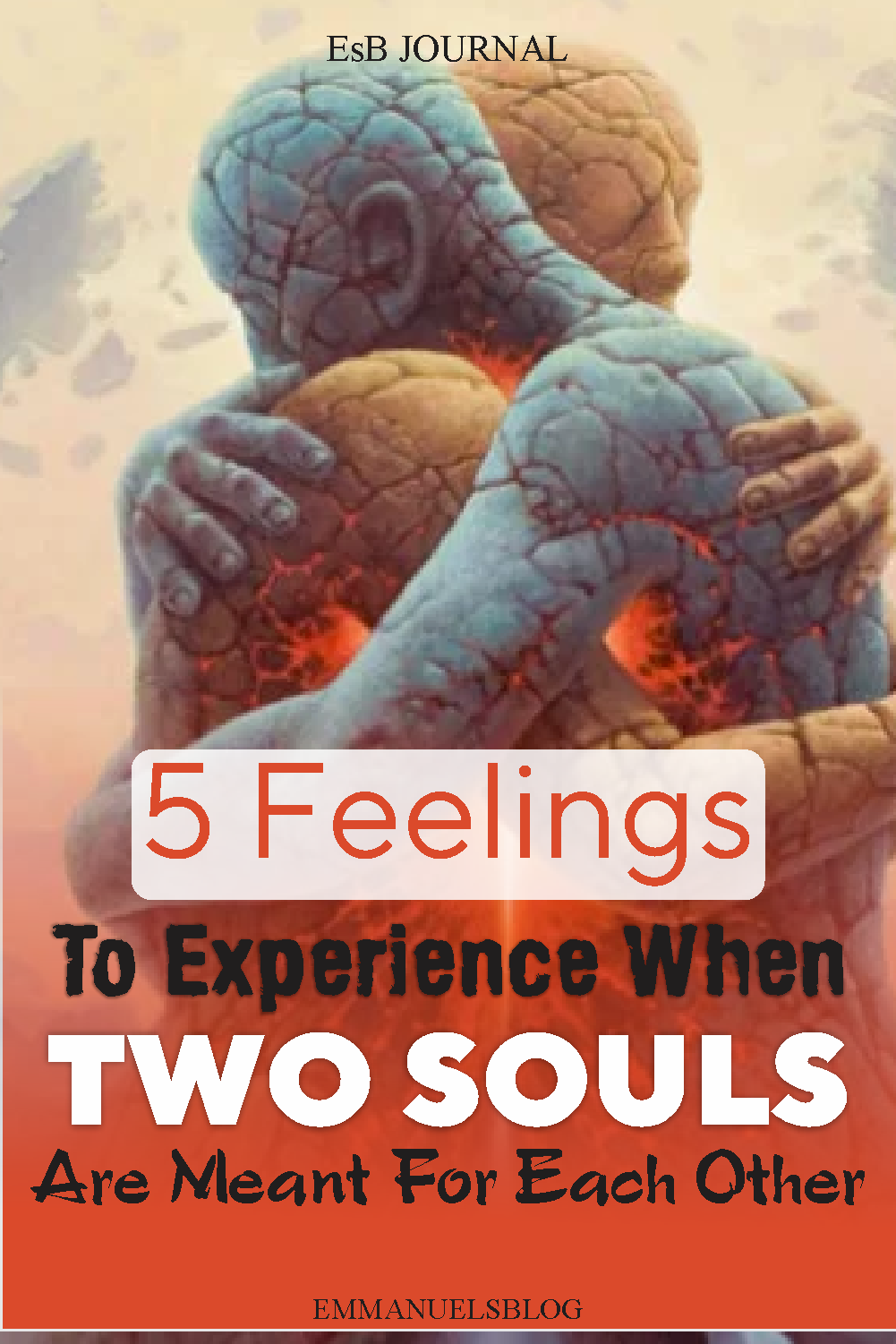 5 Feelings To Experience When Two Souls Are Meant For Each Other