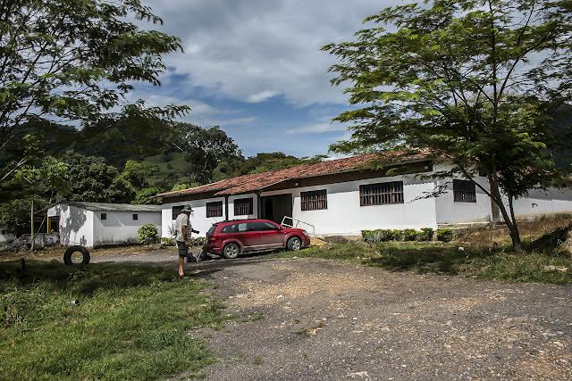 Cupiagua, 720 m (Casanare, Colombie), 5 novembre 2015. Photo : B. Lalanne-Cassou