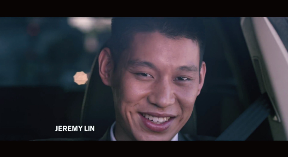 *Volvo 與林書豪的廣告開播:Jeremy Lin and the XC60 1