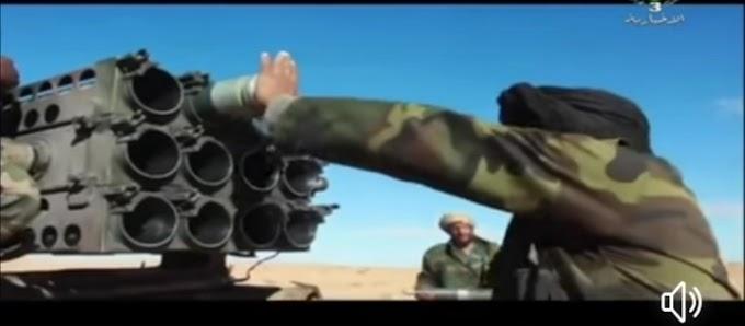 ⭕ URGENTE | El Ejército Saharaui anuncia la destrucción de una base militar marroquí en Mahbes.