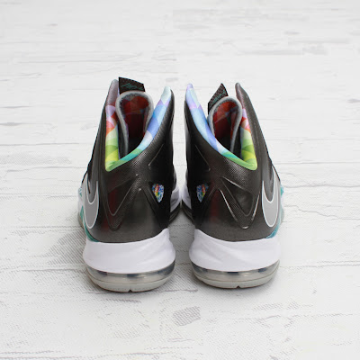 nike lebron 10 gr prism 4 04 On to the next one... Nike LeBron X Prism   New Photos
