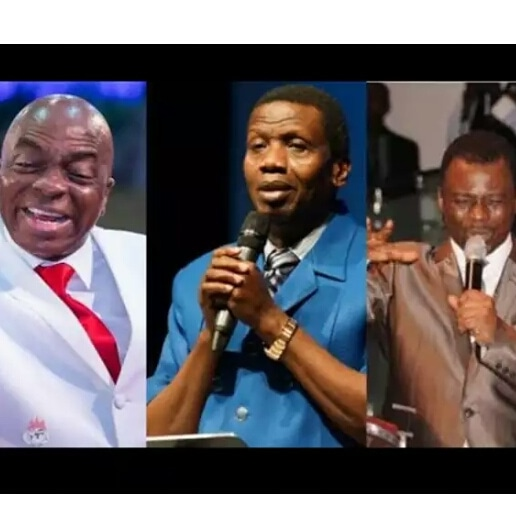Little girl claims Jesus sent her to tell Bishop Oyedepo, Adeboye and others they'll not make heaven