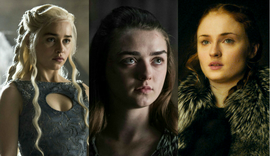 Game Of Thrones 7 Hairstyles For Heroes Hairstyles 4