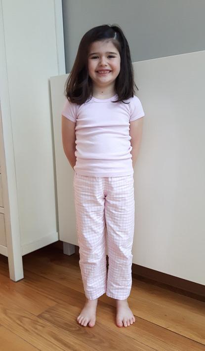 pijama terminado
