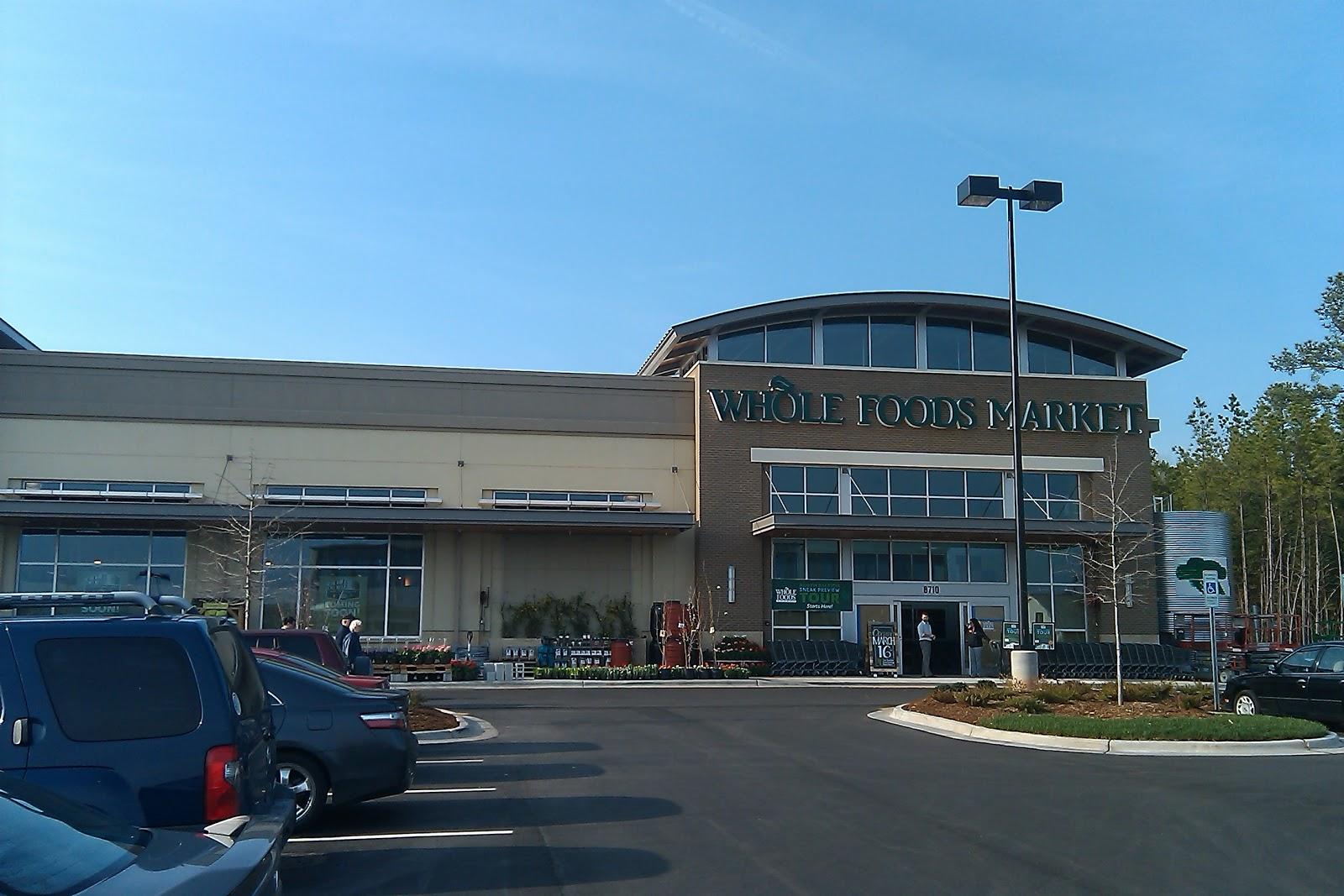 Whole Foods Woodruff Road