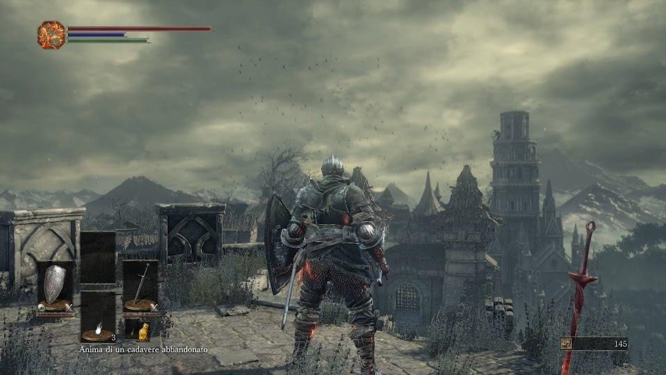 Le meravigliose atmosfere di Dark Souls III