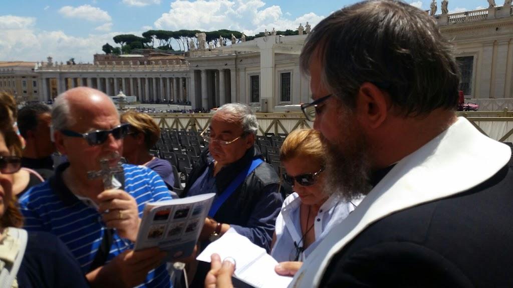 Pielgrzymi z Castellammare w Rzymie, 8 czerwca 2016 - IMG-20160608-WA0023.jpg