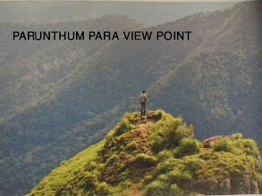 Photo: Parunthum Para View Point