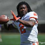 Orange and White Game Photos