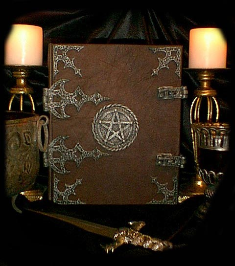 Book Of Shadows And Knife, Book Of Shadows