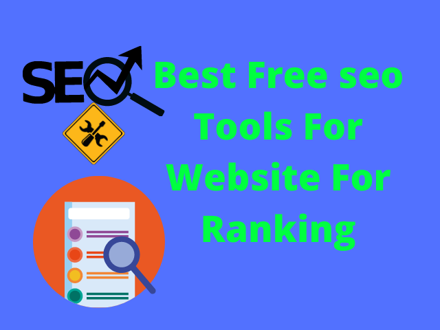 seo tools for website