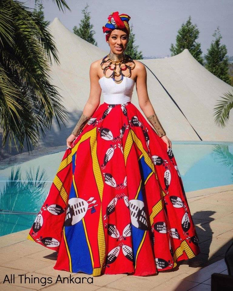 Fashion Trends Dress For The Modern Women In Africa 7