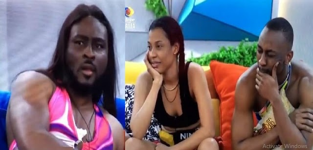 Nini and Saga Move to Tears as Biggie play Tape of them calling Pere senseless and untrustworthy [Video]