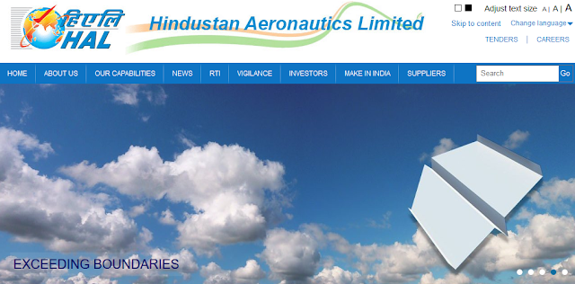 HAL (Hindustan Aeronautics Limited)