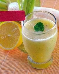 Jus Lemon Campur Lobak Untuk Diet