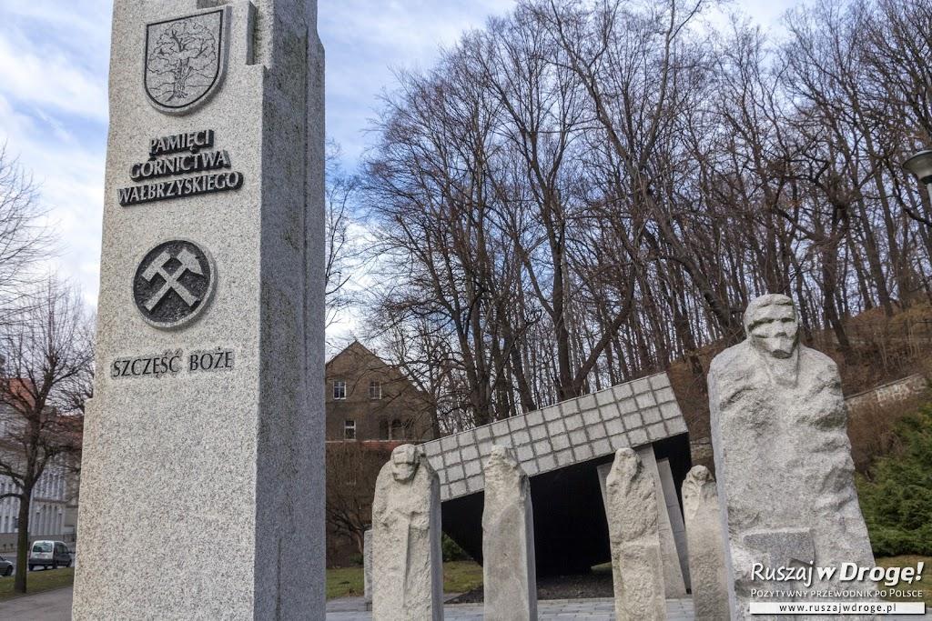 Pomnik Pamięci Górnictwa Wałbrzyskiego