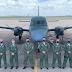 Esquadrão Rumba completa 100 mil horas voadas a bordo do C-95 Bandeirante