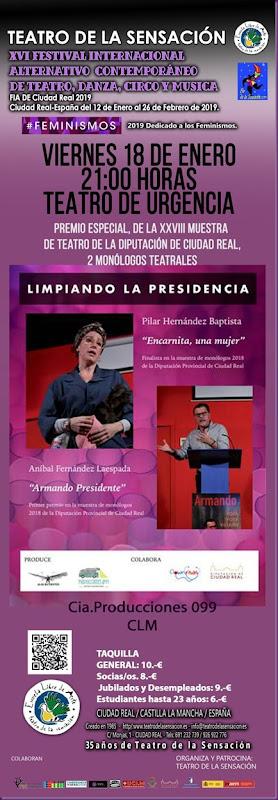LA PRESIDENCIA 099