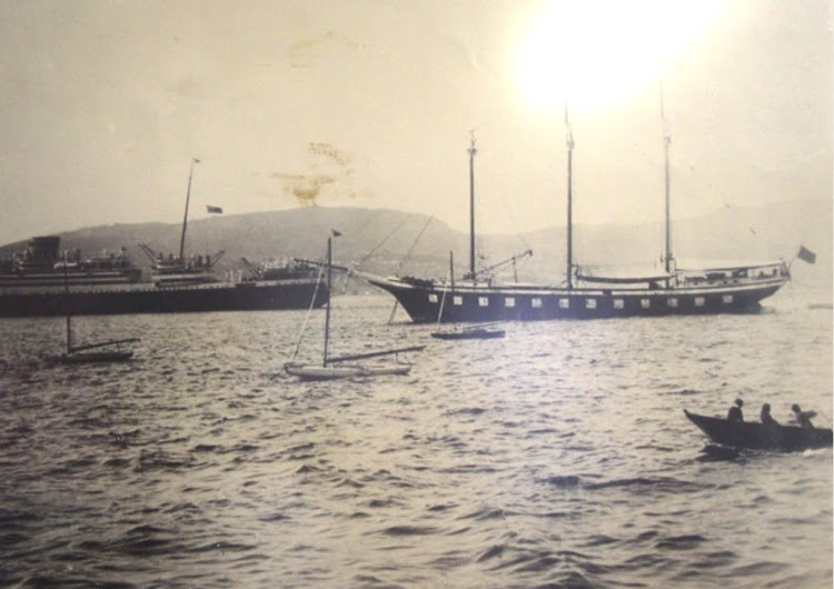 El tern schooner KLOSOFI. De la web de la Autoridad Portuaria de Vigo..tif