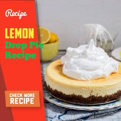 Lemon Drop Pie