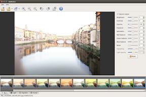 Aplicar efectos Instagram en Linux - ejemplo 3