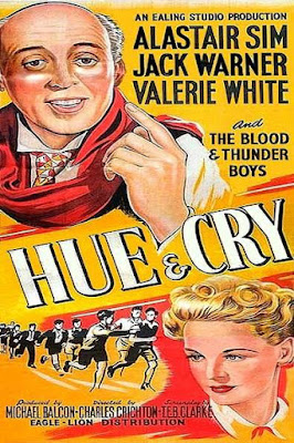 Hue and Cry (1947) BluRay 720p HD Watch Online, Download Full Movie For Free