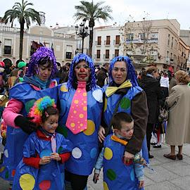 Carnavalito de Montijo 2010