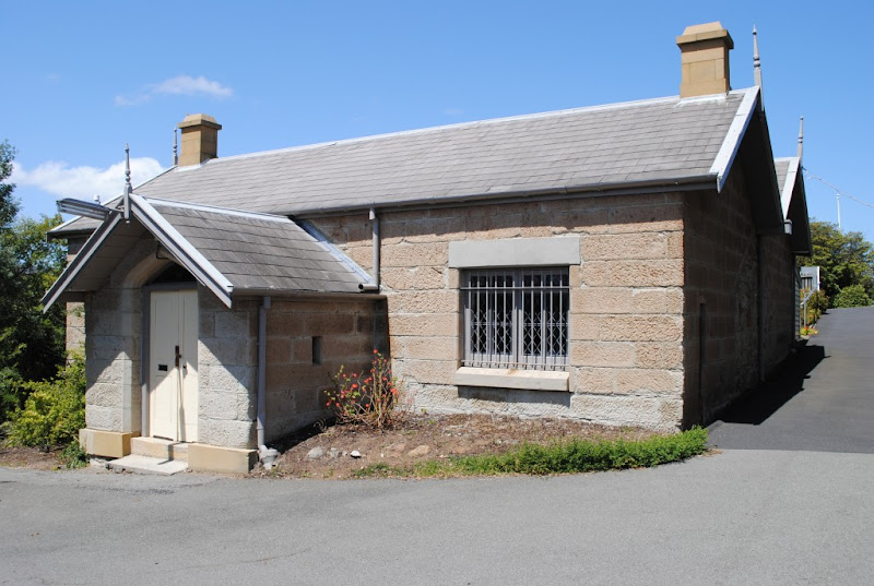 Old Bellerive Police Station and Watch House