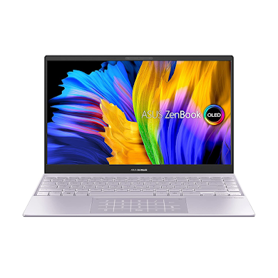ASUS ZenBook 13 OLED Intel Core i7-1165G7 14-inch FHD Thin and Light Laptop | UX325EA-KG701TS
