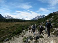 Hiking in Parque Nacional Los Glaciares - Southern Patagonia