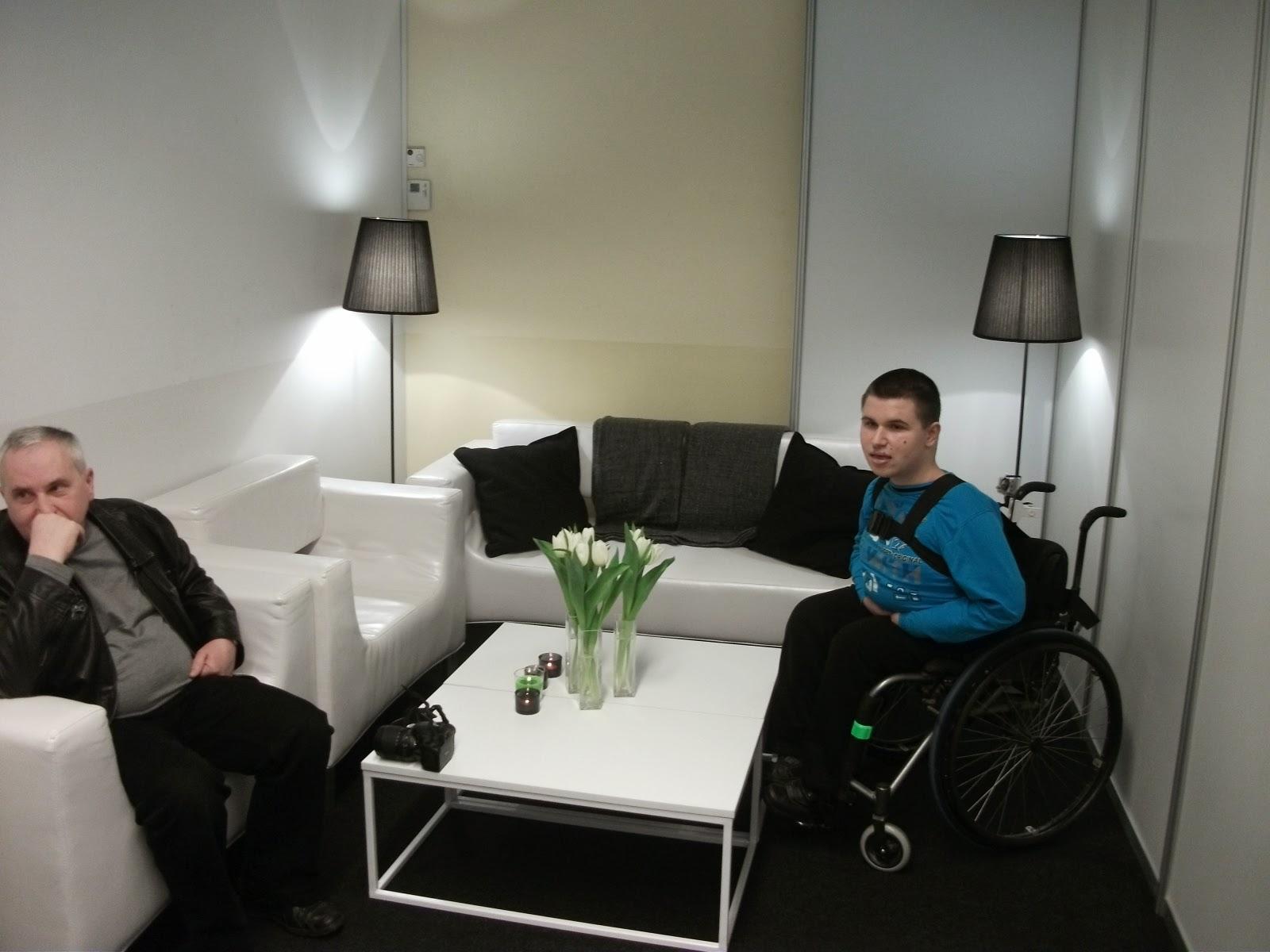 Marzenie Wojtka- Spotkanie z Agnieszką Radwańską