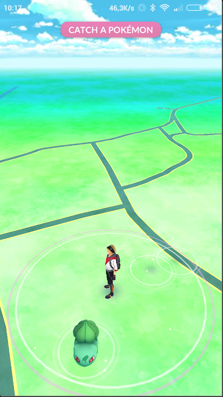cara main pokemon go pemula 4