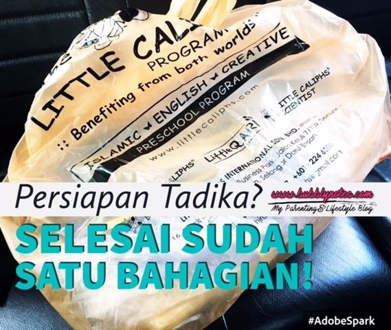 PERSIAPAN TADIKA_SELESAI SUDAH SATU BAHAGIAN