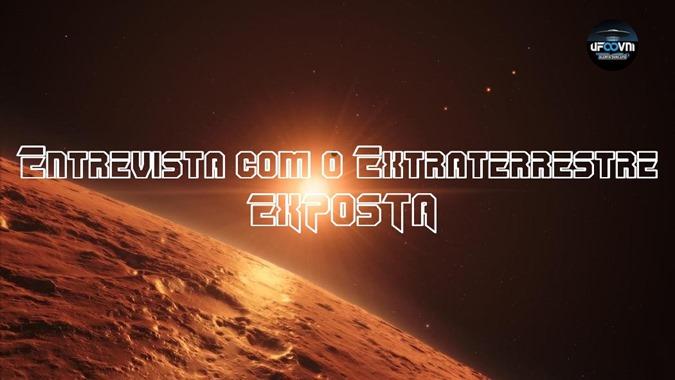 Entrevista com o Extraterrestre
