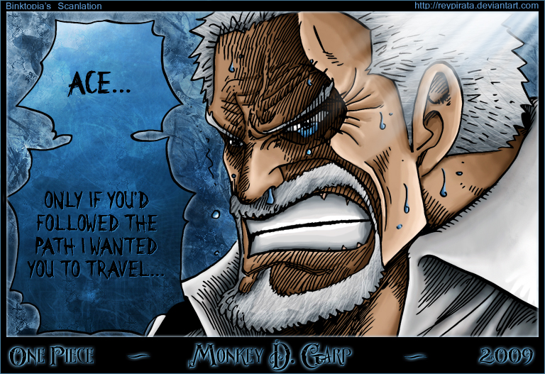 Wallpapers Monkey D Garp