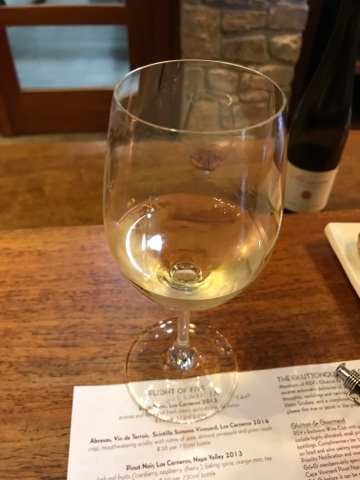 Robert Sinskey Vineyards Abraxas, Vin de Terroir 2014, Scintilla Sonoma Vineyard, Los Carneros